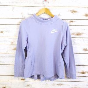 Nike | Funnel Neck pullover sweatshirt